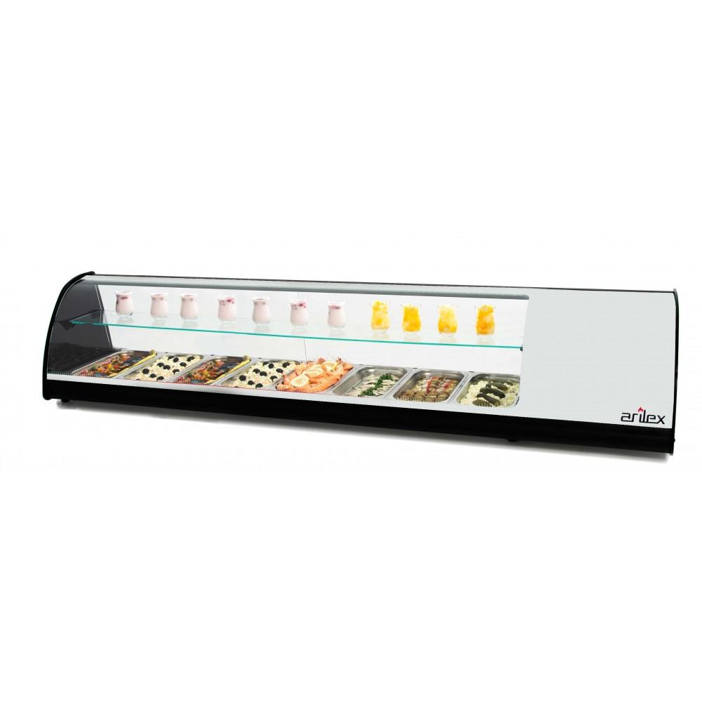Mostrador frigorífico Euronorm