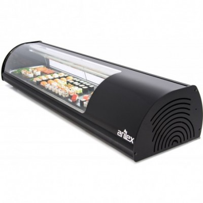 Mostrador de preparación frigorífico
