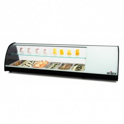 Vitrina sushi
