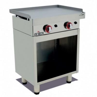 Mesa acero inoxidable para Planchas a Gas y Cocinas CG 40cm
