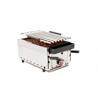 Grill roca volcánica