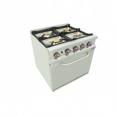 Cocinas a Gas con Horno Serie EASY