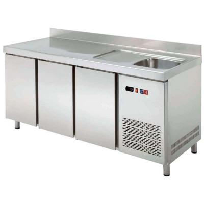Mesas refrigeradas...